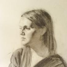 Деревенский натюрморт на курсах живописи