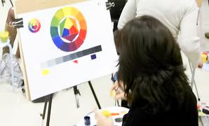 Художественный курс 'Цветоведение'