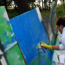 Мастер-класс граффити 3