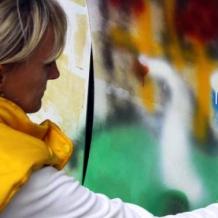 Мастер-класс граффити 6