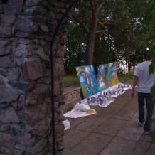 Мастер-класс граффити 18