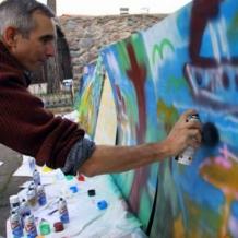 Мастер-класс граффити 25