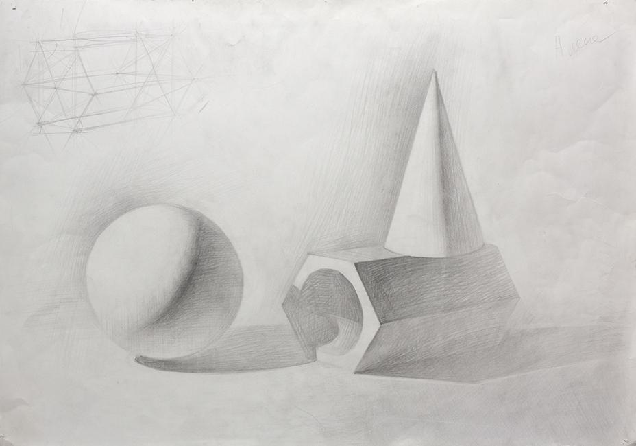 рисунки парад геометрических фигур