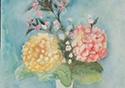 Курсы по живописи натюрморта с цветами