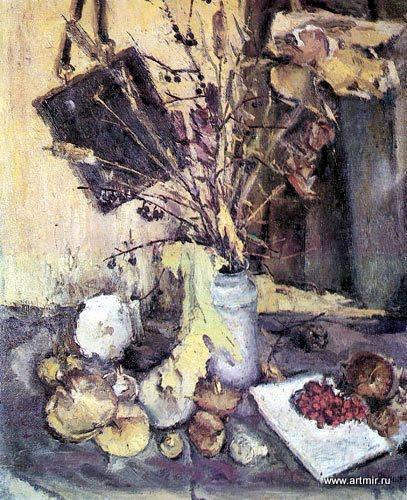 Натюрморт художника Ярошенко Евсея